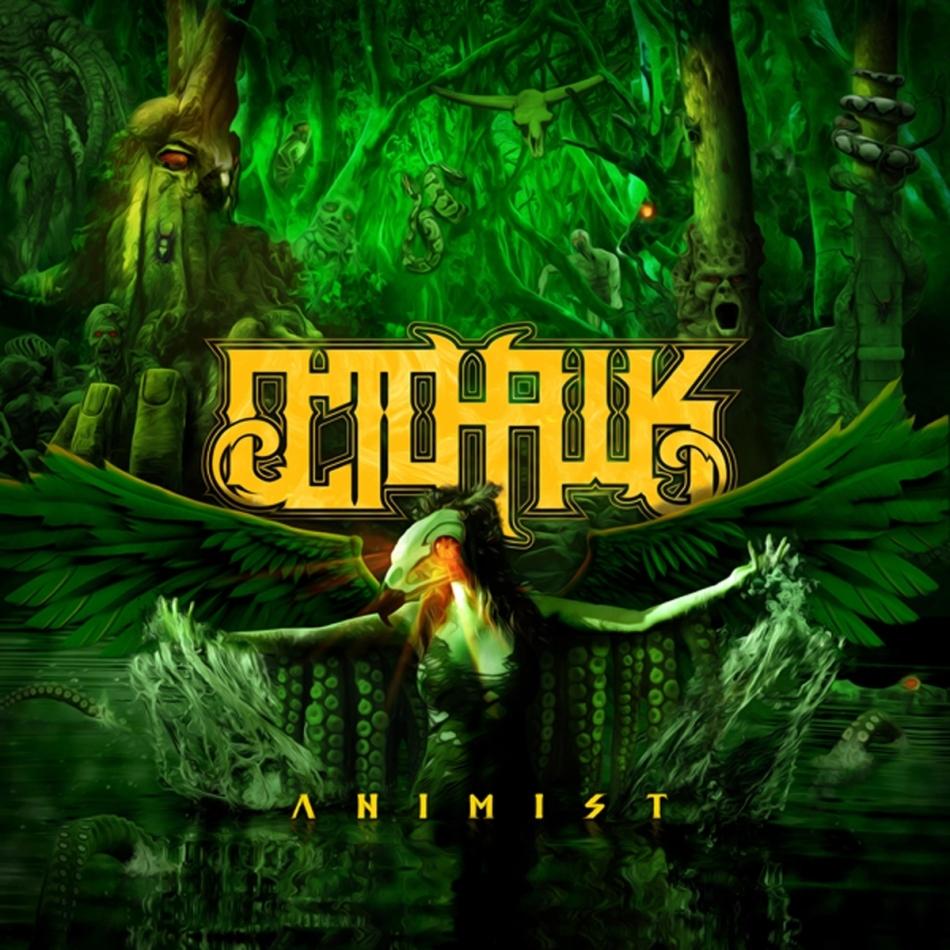 Octohawk - Animist (Digipack)
