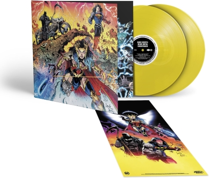 Dark Nights: Death Metal Soundtrack - OST (Limited Edition, 2 LPs)