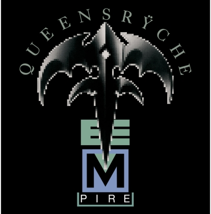 Queensryche - Empire (2021 Reissue, Capitol Records, 2 CD)