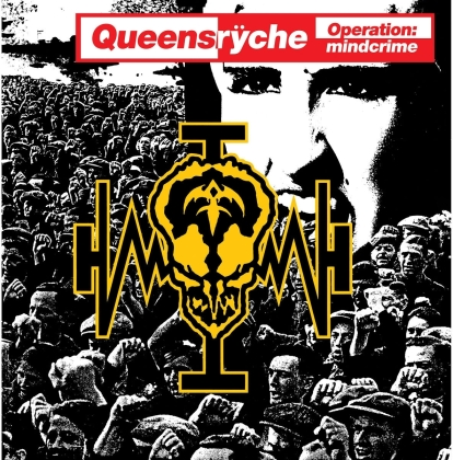 Queensryche - Operation Mindcrime (2021 Reissue, Capitol Records, 2 CD)