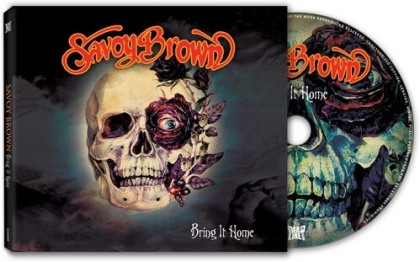 Savoy Brown - Bring It Home (Digipack, Deadline Music, 2021 Reissue, Deluxe Edition)