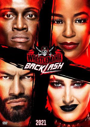 WWE: Backlash 2021 (2 DVDs)