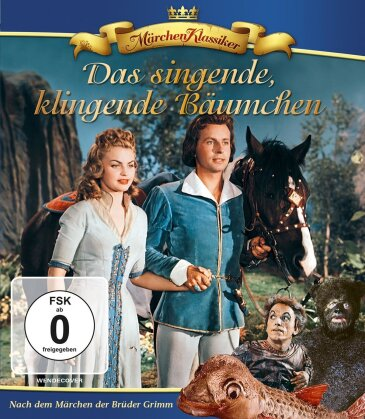 Das singende, klingende Bäumchen (1957) (Märchen Klassiker)