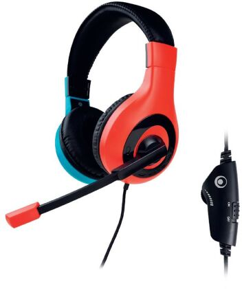 Stereo Gaming Headset V1 - red/blue [NSW]