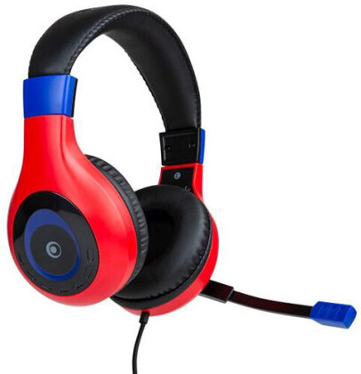 Switch Headset Gaming V1 dark red/blue