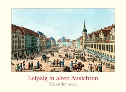 Leipzig in alten Ansichten