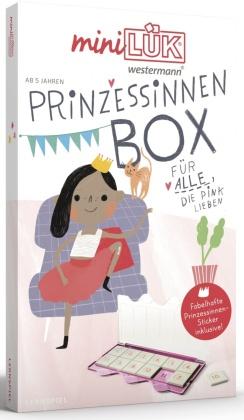 Prinzessinnen Box für alle die Pink lieben Set MiniLük ab 5 Jahren