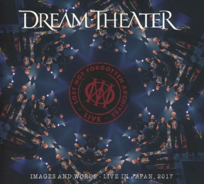 Dream Theater - Lost Not Forgotten Archives: Images and Words - Live In Japan