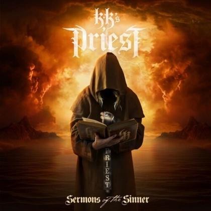 KK's Priest (K.K. Downing) - Sermons Of The Sinner (White Vinyl, LP + CD + Digital Copy)