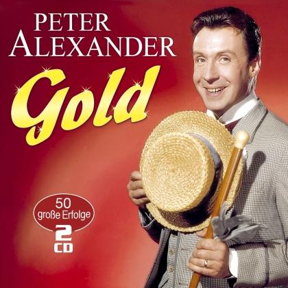 Peter Alexander - Gold - 50 grosse Erfolge (2 CD)