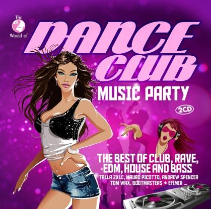 Dance Club Music Party (2 CDs)