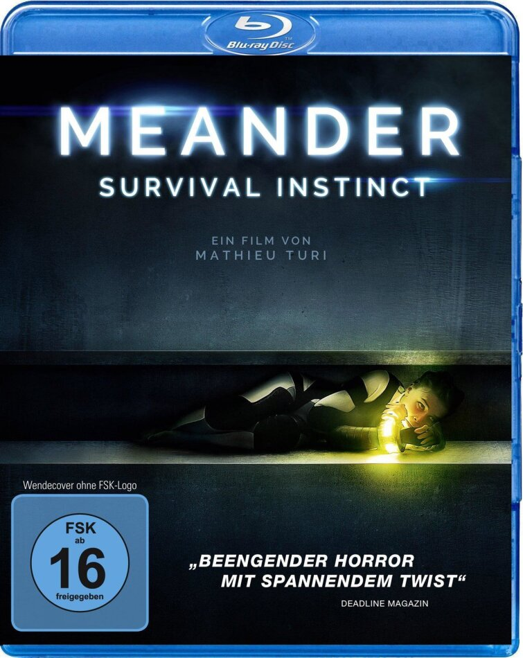 Meander - Survival Instinct (2021)
