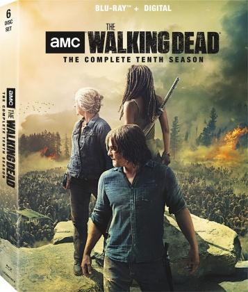 The Walking Dead - Season 10 (6 Blu-rays)