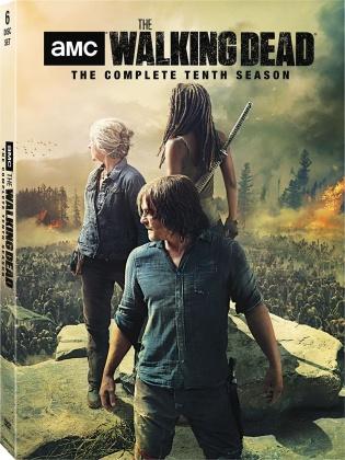 The Walking Dead - Season 10 (6 DVDs)