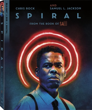 Spiral - From the Book of Saw (2021) (Blu-ray + DVD)