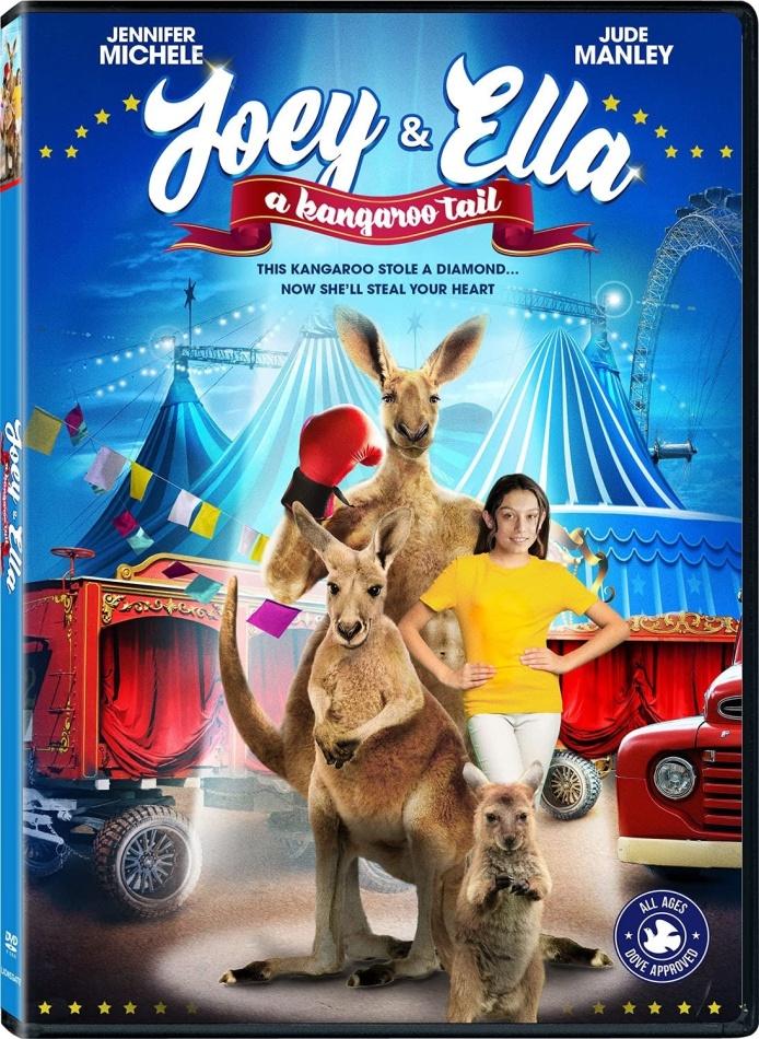 Joey & Ella - A Kangaroo Trail (2021)