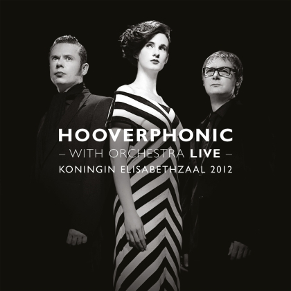 Hooverphonic - With Orchestra Live (2021 Reissue, Music On Vinyl, 2 LPs)