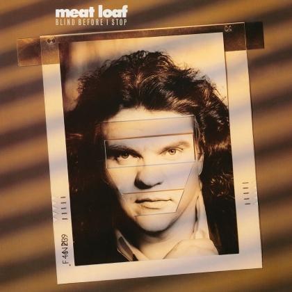 Meat Loaf - Blind Before I Stop (2021 Reissue, Music On Vinyl, Gold / Black Vinyl, LP)