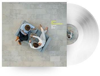 Kings Of Convenience - Peace Or Love (CH Exclusive, White Vinyl, LP)