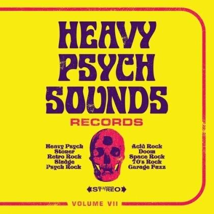 Heavy Psych Sounds Sampler Vol VII