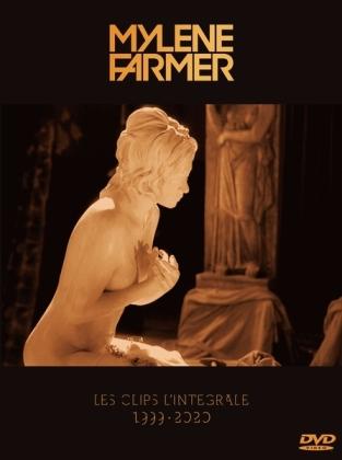 Mylène Farmer - Les Clips - L'intégrale 1999 - 2020 (Limited Edition, Mediabook, 3 DVDs)