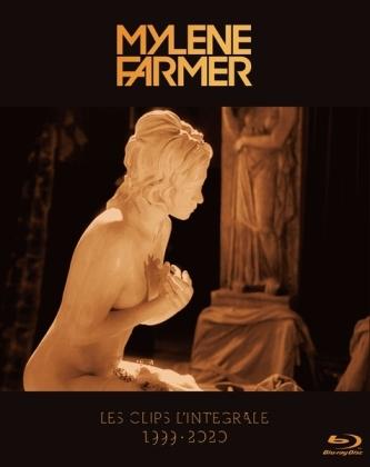 Mylène Farmer - Les Clips - L'intégrale 1999 - 2020 (Limited Edition, Mediabook, 2 Blu-rays)