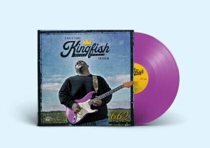 "Christone ""Kingfish"" Ingram - 662 (Limited Edition, Purple Vinyl, LP)"