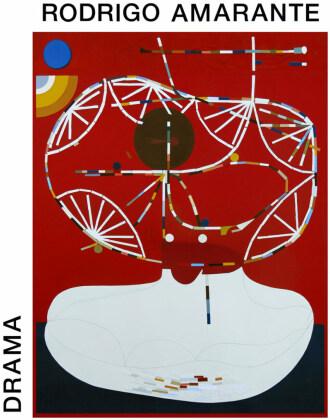 Rodrigo Amarante - Drama (Clear Olive Colored Vinyl, LP + Digital Copy)