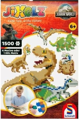 Jixelz: Jurassic World - 1500 Teile