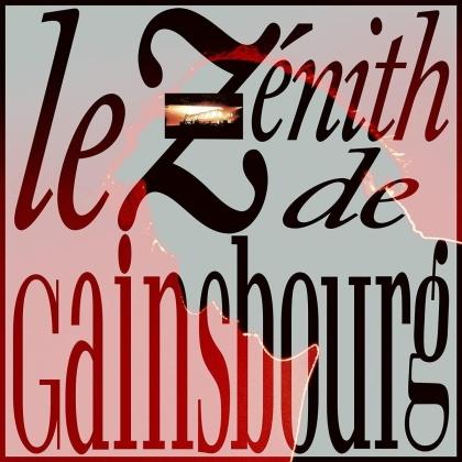Serge Gainsbourg - Le Zenith De Gainsbourg (2021 Reissue, 2 CD)