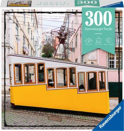 Ravensburger Puzzle Moment 13272 - Lissabon - 300 Teile Puzzle für Erwachsene und Kinder ab 14 Jahren