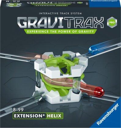 Ravensburger GraviTrax PRO Erweiterung Helix - Ideales Zubehör für spektakuläre Kugelbahnen, Konstruktionsspielzeug für Kinder ab 8 Jahren