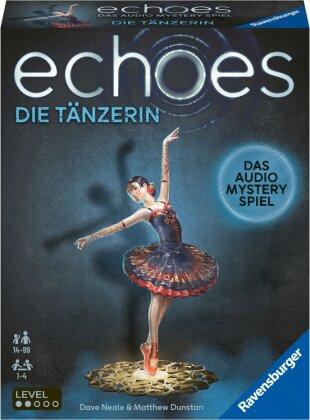 Ravensburger 20812 echoes Die Tänzerin - Audio Mystery Spiel ab 14 Jahren, Erlebnis-Spiel