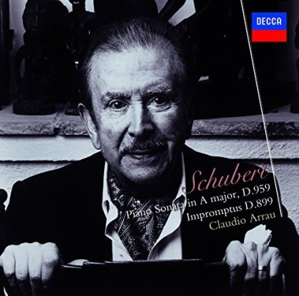 Claudio Arrau & Franz Schubert (1797-1828) - Piano Sonata D.959/Impromptus D.899 (Japan Edition)
