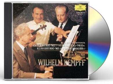 Ludwig van Beethoven (1770-1827), Henryk Szeryng, Pierre Fournier & Wilhelm Kempff - Klaviertrios/Erzherzog-Trio/Gassenhauer (Japan Edition)