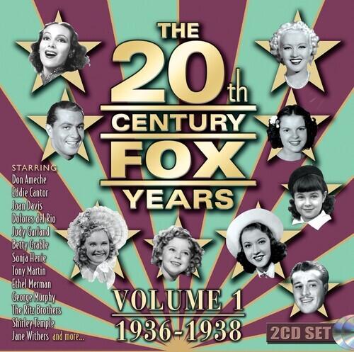 20Th Century Fox Years Volume 1 (1936-1938) - OST