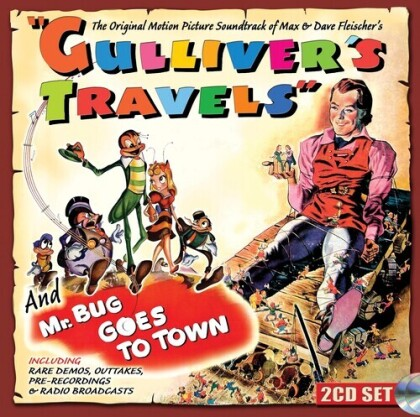 Gulliver's Travels & Mr. Bug Goes To Town - OST