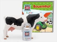 Tonie. WAS IST WAS JUNIOR - Bauernhof