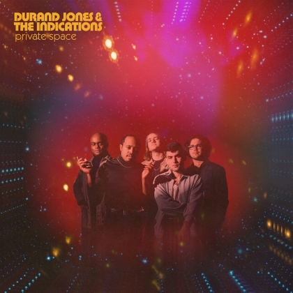 Durand Jones & The Indications - Private Space (LP)
