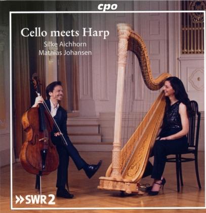Mathias Johansen & Silke Aichhorn - Cello meets Harp
