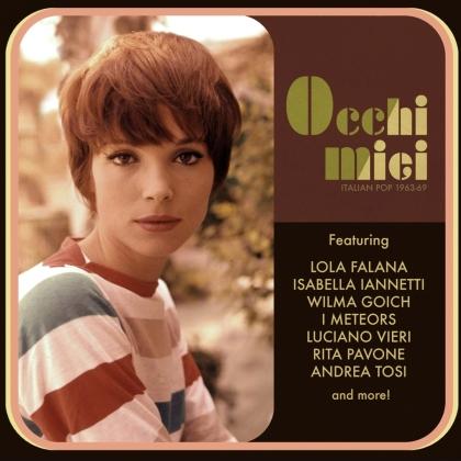 Occhi Miei : 1963-69 Italian Pop (LP)