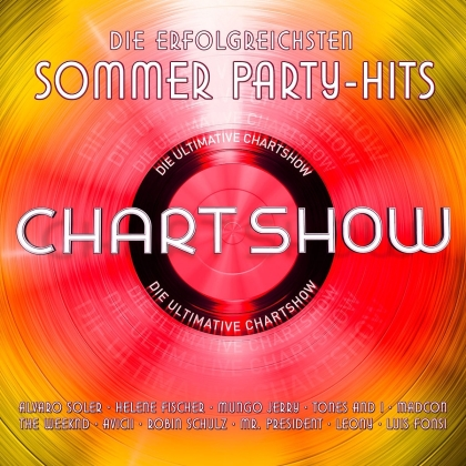 Die Ultimative Chartshow - Sommer Party-Hits (2 CDs)