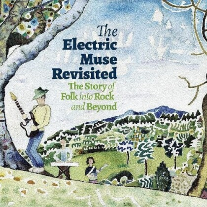 Electric Muse Revisited (4 CDs)
