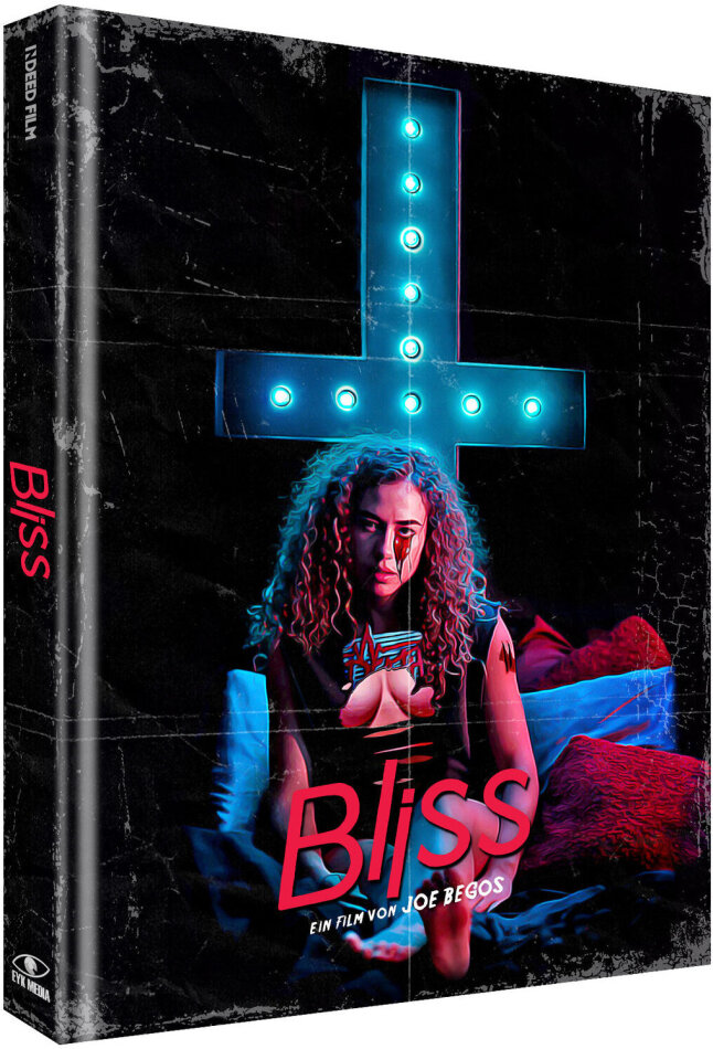 Bliss (2019) (Cover B, Collector's Edition Limitata, Mediabook, Blu-ray + DVD)