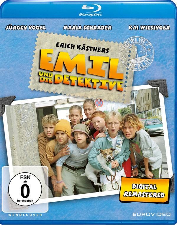 Emil und die Detektive (2001) (Remastered)
