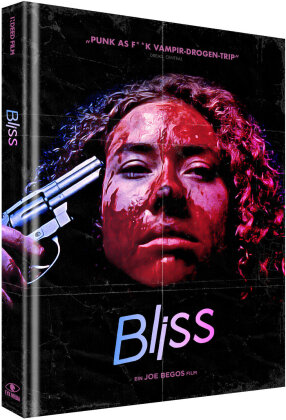 Bliss (2019) (Cover D, Limited Collector's Edition, Mediabook, Blu-ray + DVD)