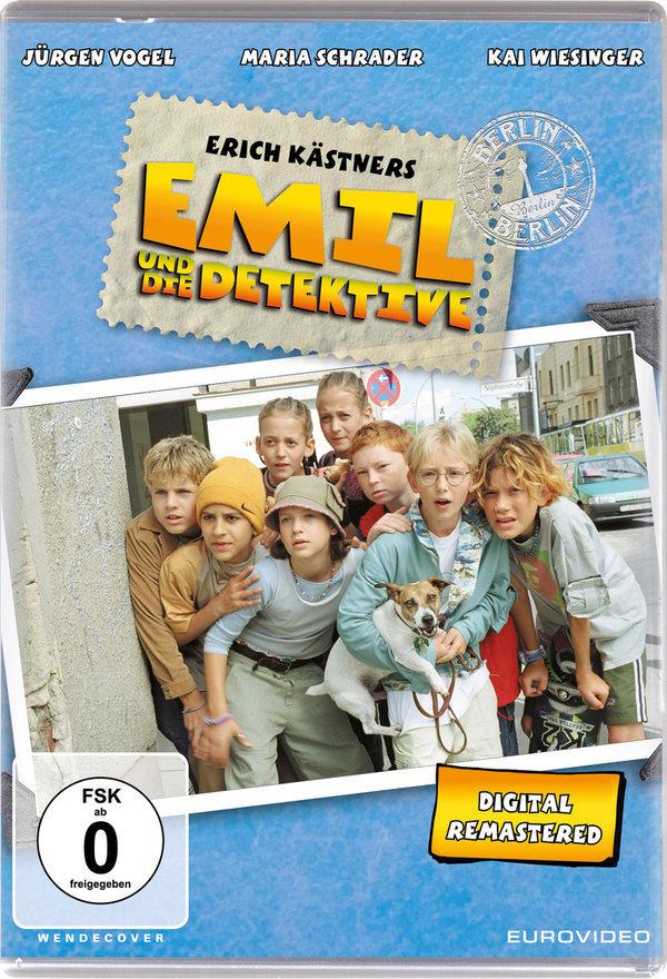 Emil und die Detektive (2001) (Versione Rimasterizzata)