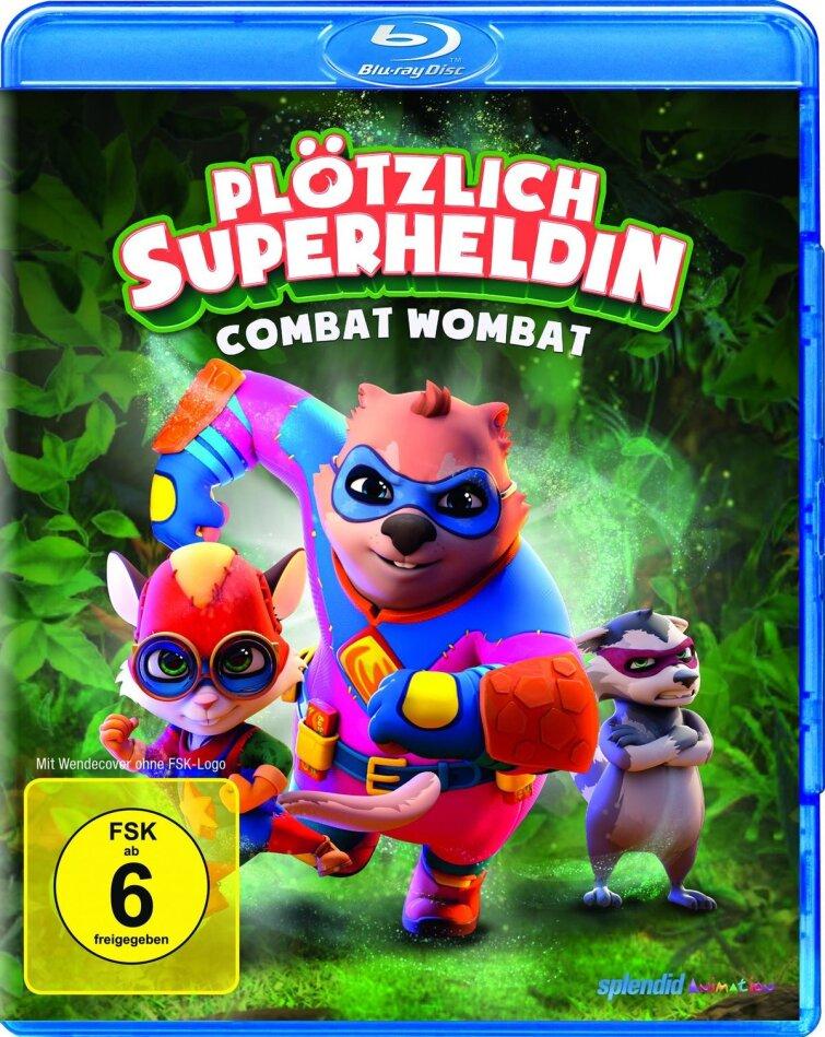 Plötzlich Superheldin - Combat Wombat (2020)
