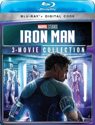 Iron Man - 3-Movie Collection (3 Blu-rays)