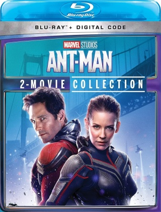 Ant-Man - 2-Movie Collection (2 Blu-rays)
